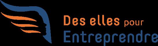 Logo des Elles pour entreprendre