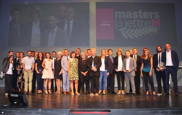 Les Masters de la lettre M