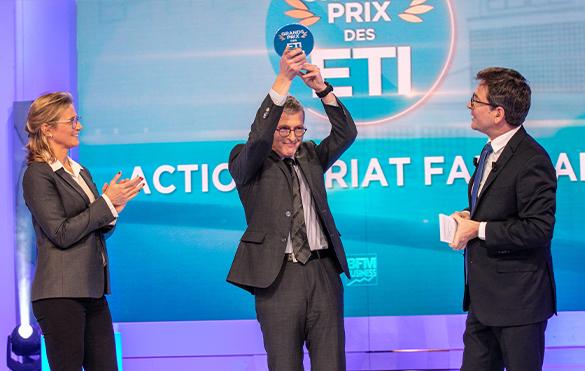 Grand Prix des ETI BFM tv & radio