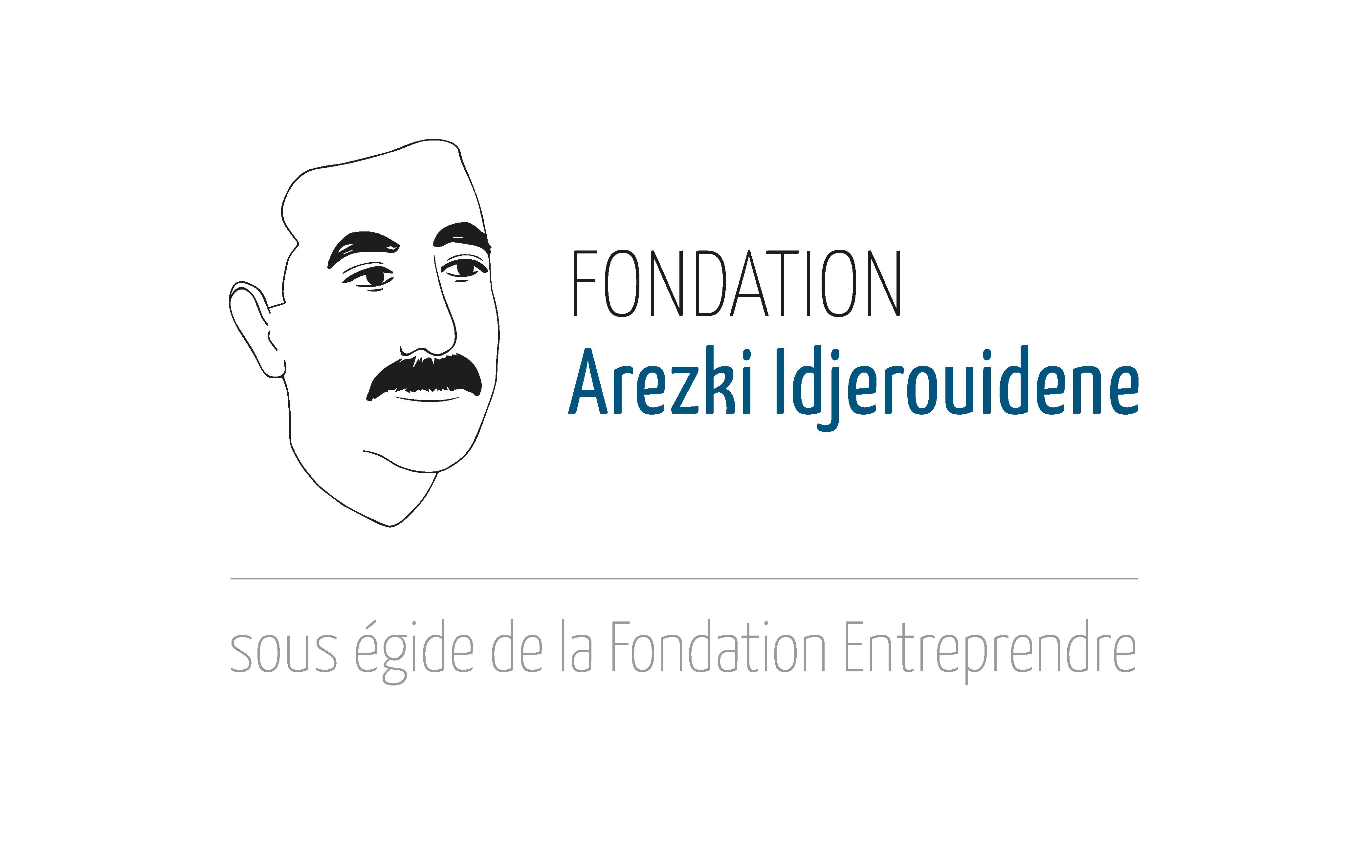 Logo fondation Arezki Idjerouidene