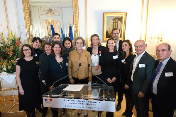 ©Crédit des photos : Ministères sociaux/ DICOM/ Tristan Reynaud / Sipa Press