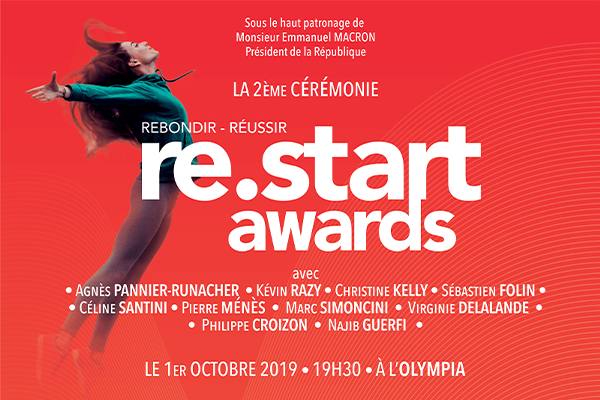 Seconde Edition des Re.Start Awards