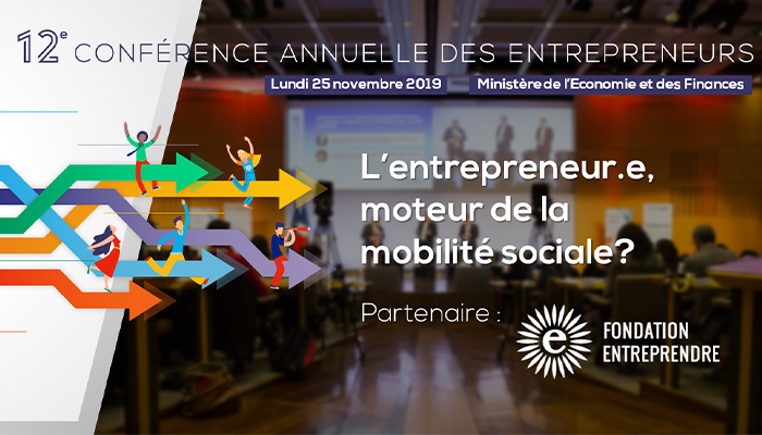 12ème Conférence Annuelle des Entrepreneurs