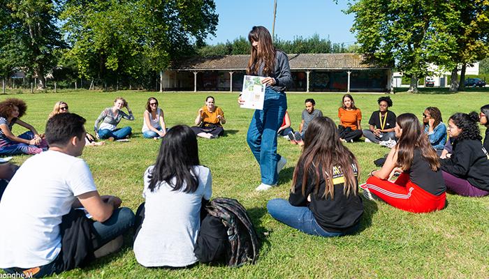 Accélérer la sensibilisation entrepreneuriale auprès des jeunes