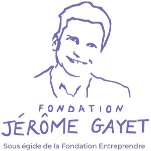 Logo fondation Fondation Jérôme Gayet