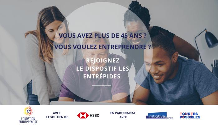 La Fondation Entreprendre lance Les Entrépides