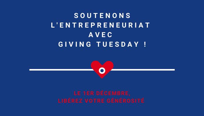 Libérez votre générosité pour Giving Tuesday