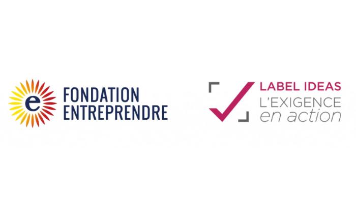 La Fondation Entreprendre est de nouveau labellisée IDEAS
