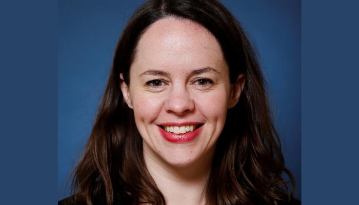 Croisine Martin-Roland nouvelle Administratrice de la Fondation