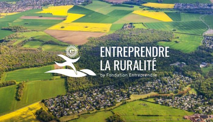 Appel à projets Entreprendre la ruralité
