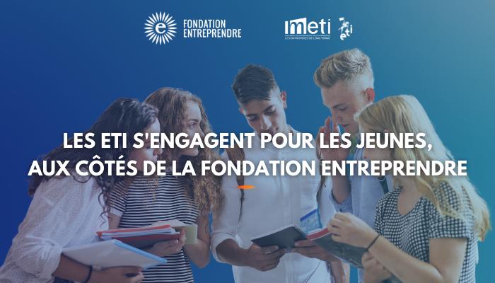 Les ETI engagées en faveur de la jeunesse